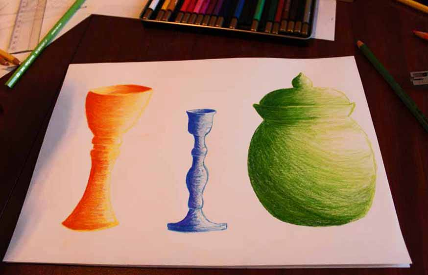 Coloring - World of Art
